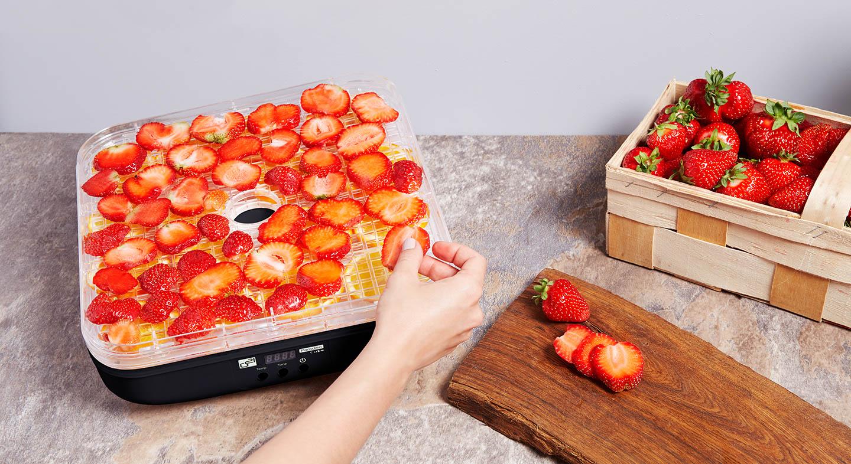 Čerstvé a voňavé ovocie i v zime s G21 Paradiso Cube