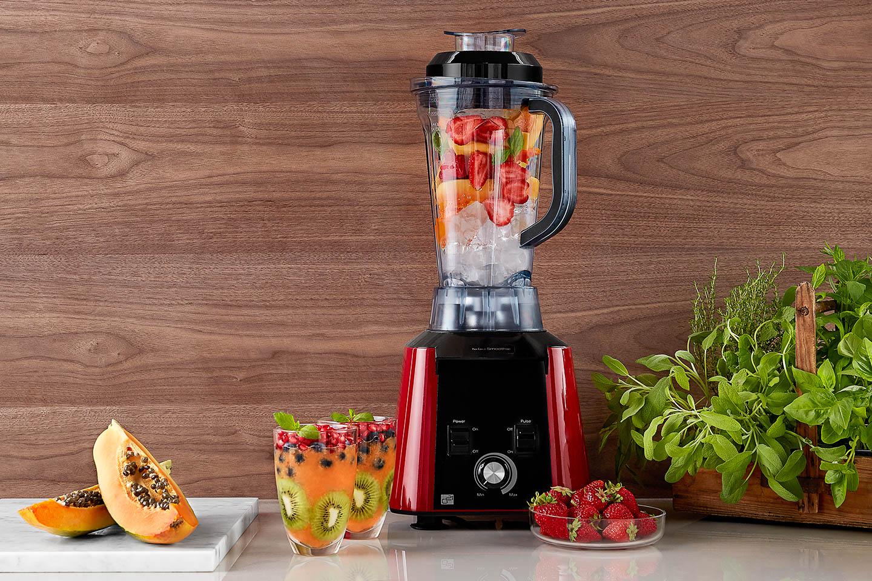 Ovoce a mixér G21 Perfect Smoothie Vitality patří k sobě