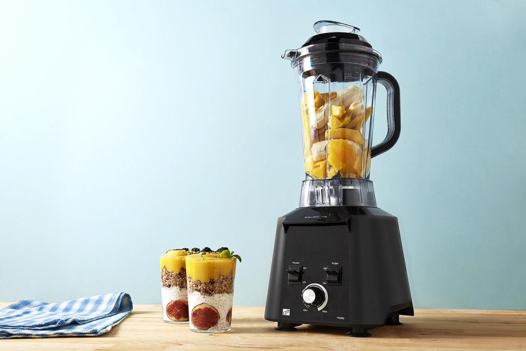 G21 Perfect Smoothie Vitality se skvěle hodí pro přípravu dezertů