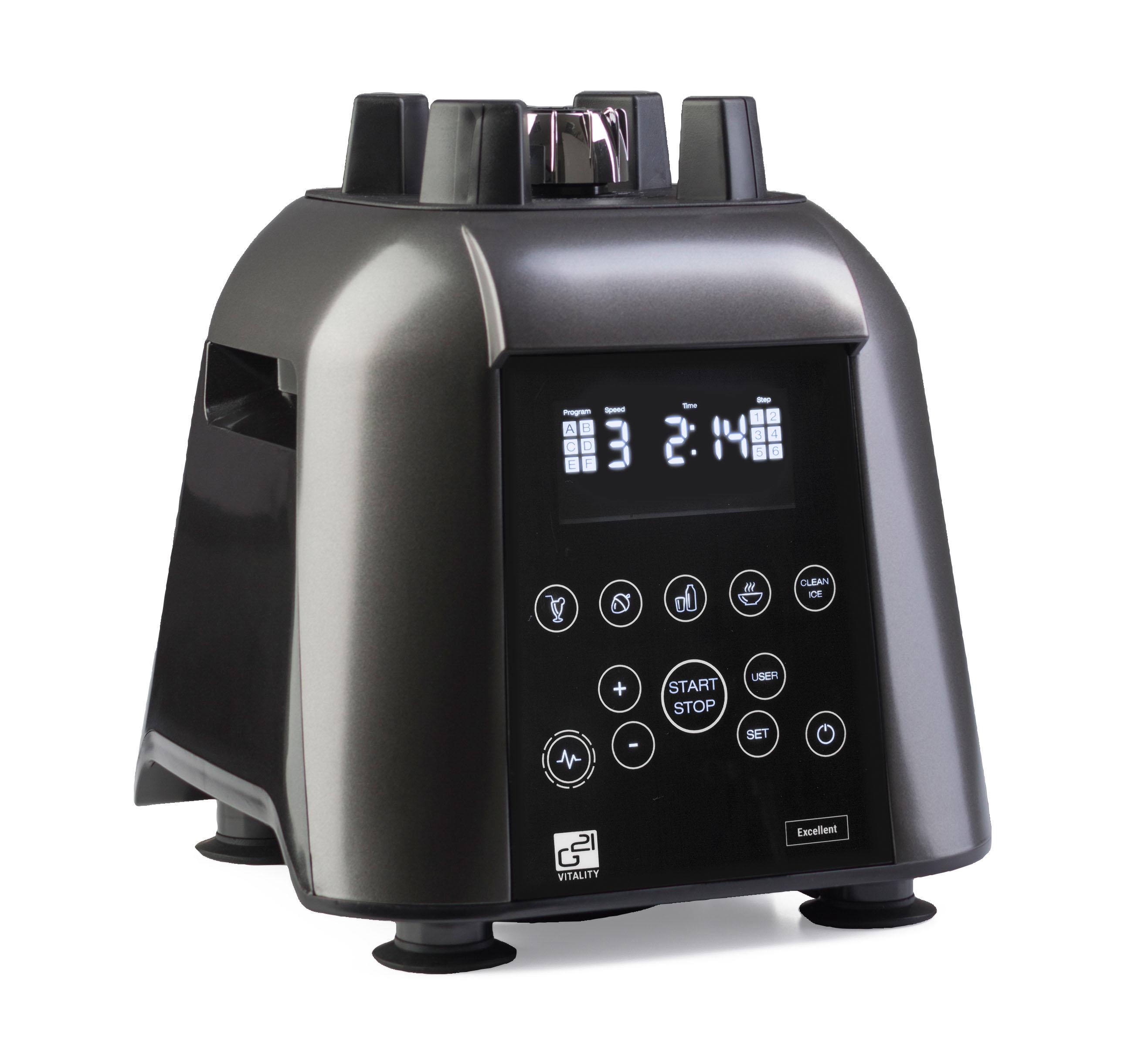 Tělo mixéru G21 Excellent s dotykovým ovládáním a displejem