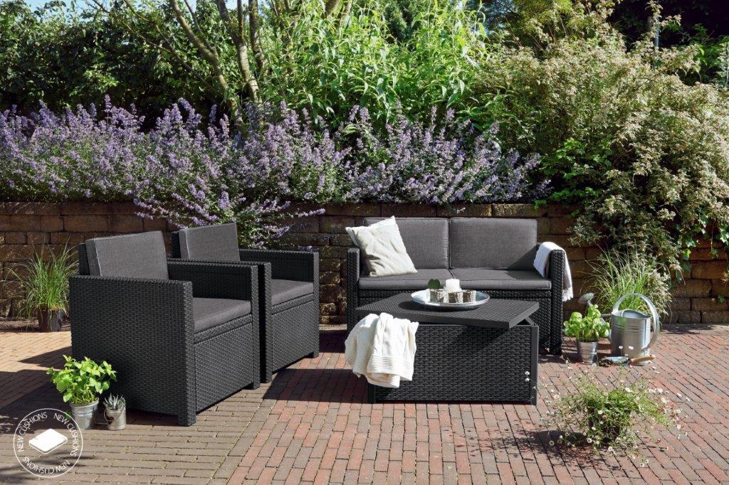 Zahradní set nábytku Keter Armona