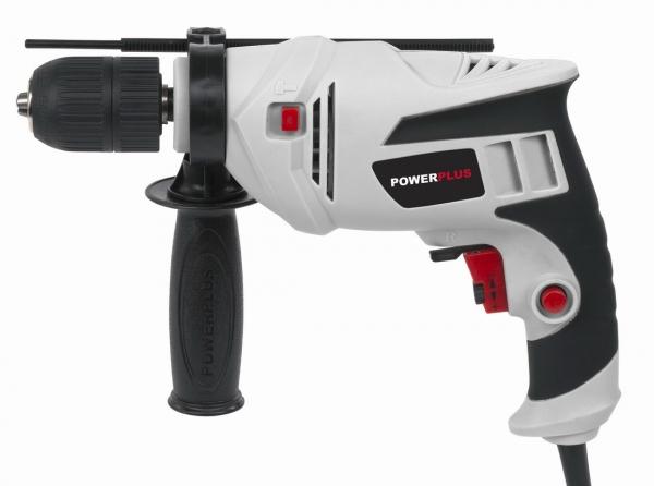 Příklepová vrtačka Powerplus POWC1020 600 W