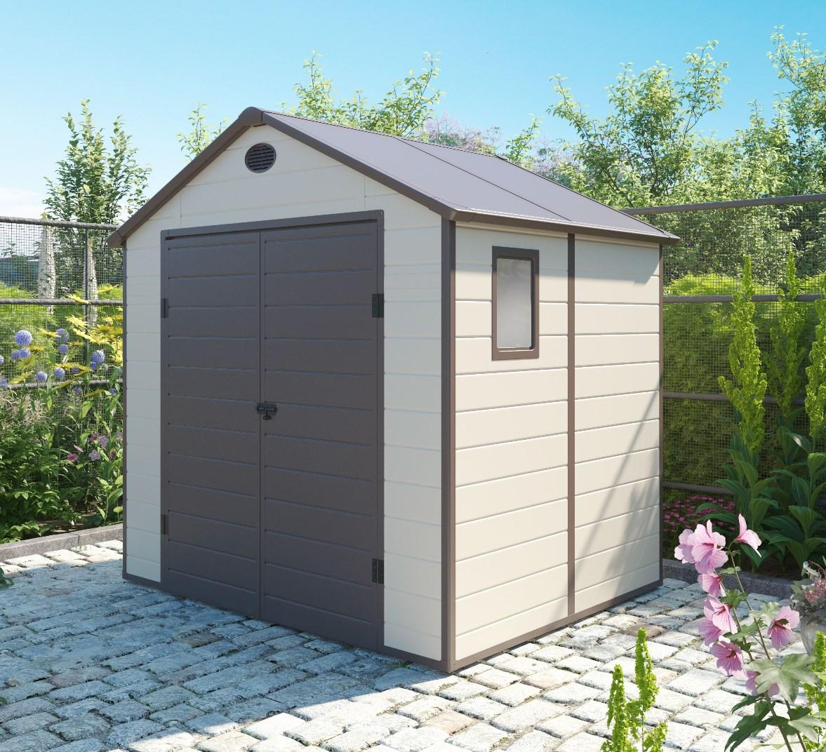 zahradní domek g21