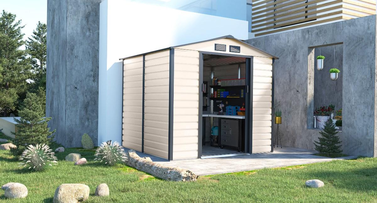 Zahradní domek g21 GAH 407