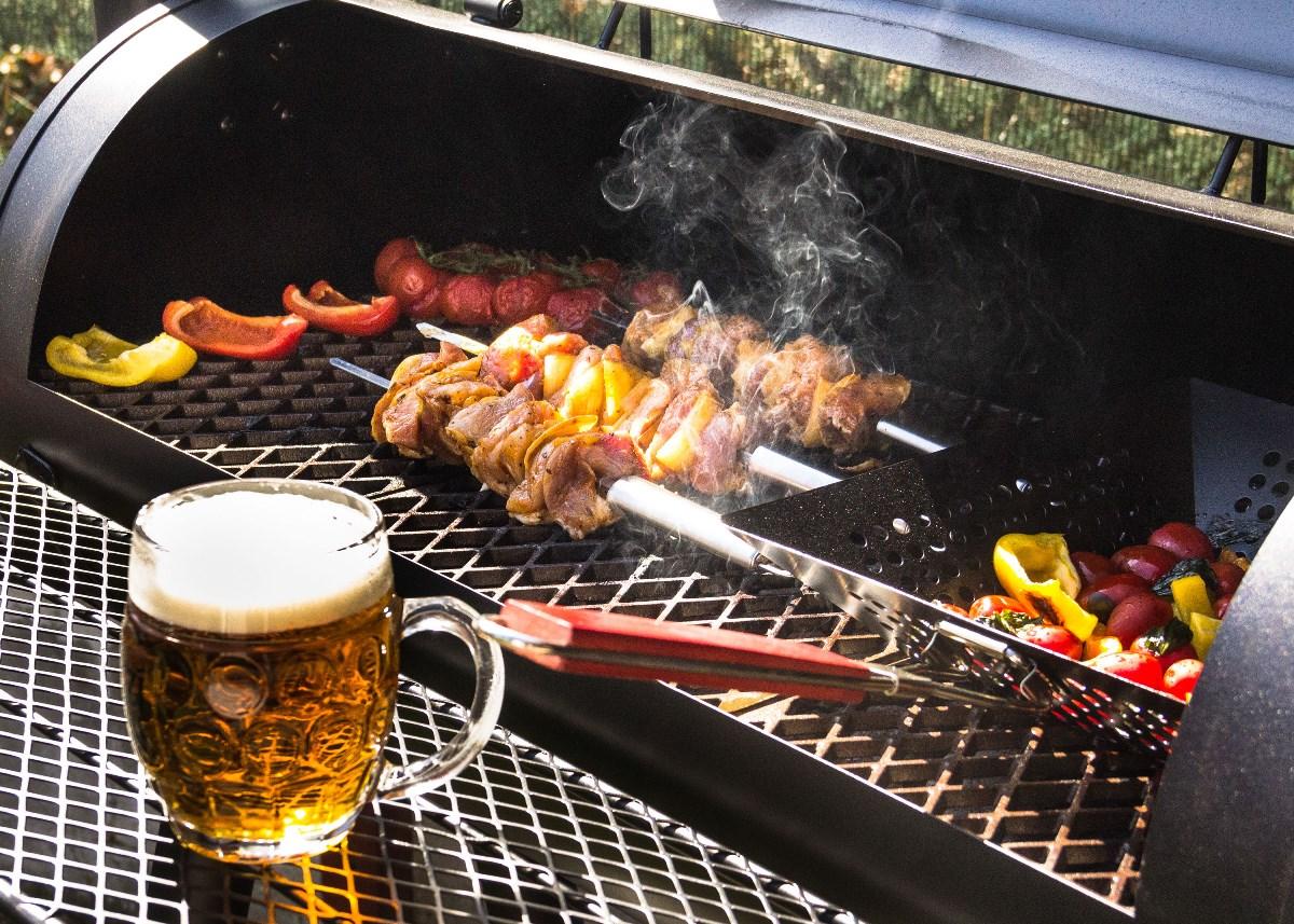 Gril G21 Colorado grill finomságokkal