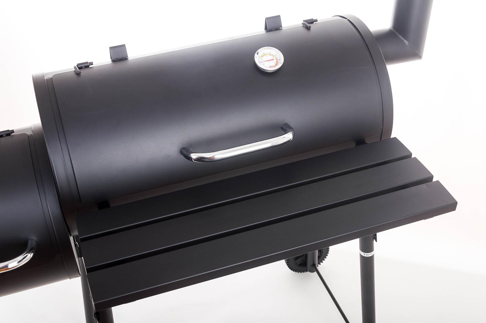 Značkový gril G21 BBQ small s udiarňou