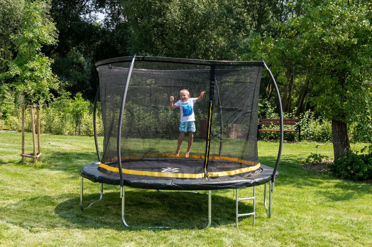 Dieťa na trampolíne G21 EasyJump