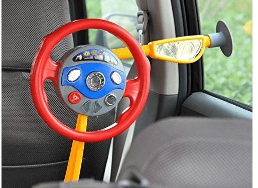 Dětský volant do auta G21