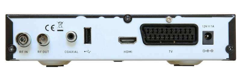 DVB-T přijímač Evolveo Gamma T2