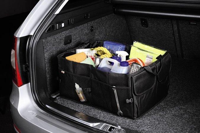 Hama skládací organizér v kufru auta