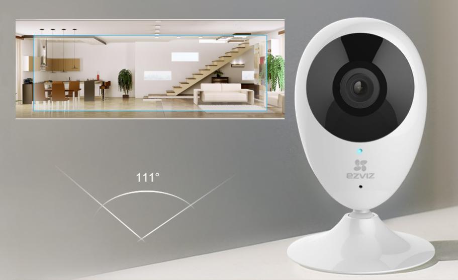 Kamera Ezviz MINI O PLUS Full HD, Wi-Fi; DWDR; obj. 2,8mm
