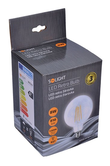 Žárovka Solight LED WZ523 E27