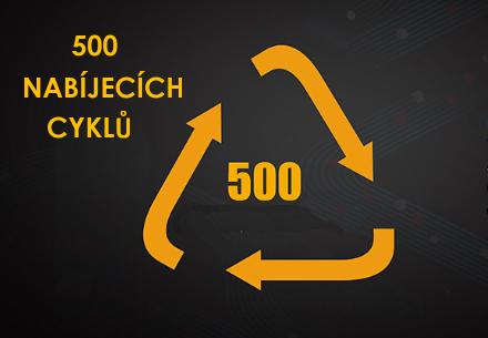 Baterie Fenix nabíjecí Li-lon 14500 3,6V / 800mAh - chráněná