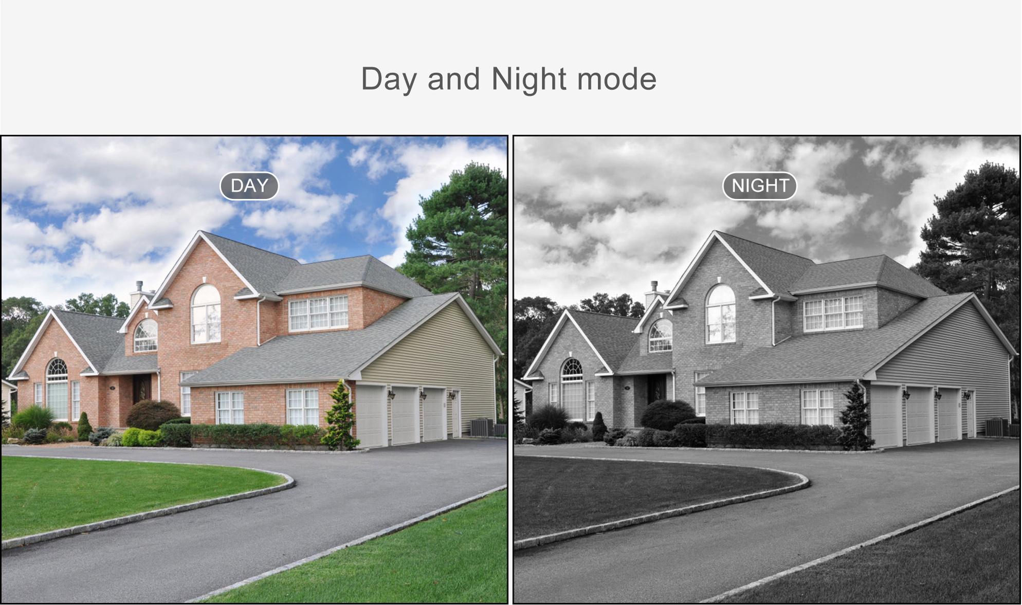 Denní a noční režim