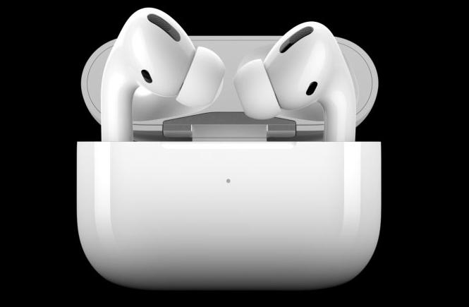 Apple AirPods Pro v bezdrátovém pouzdru