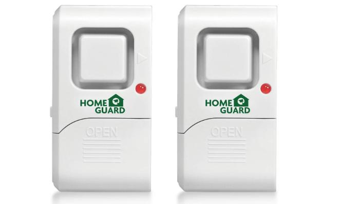 Alarm iGET HOMEGUARD HGWDA522 minialarm , set 2 ks