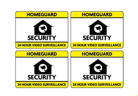 Atrapa iGET HOMEGUARD HGDOA5666 maketa CCTV nástěnné kamery