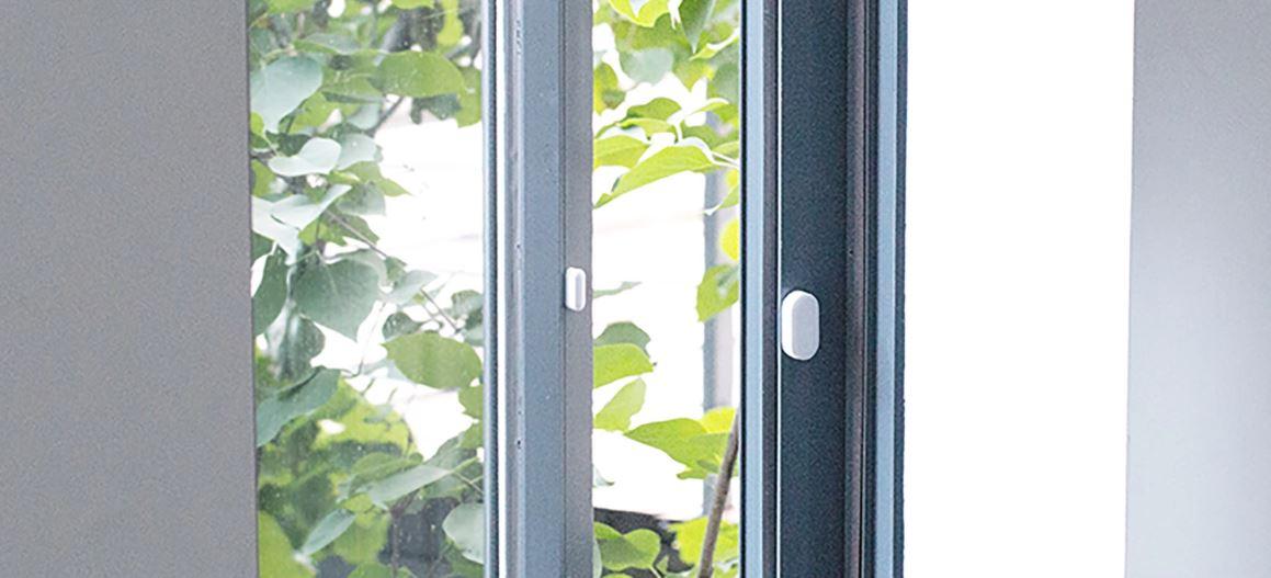 okenní senzory