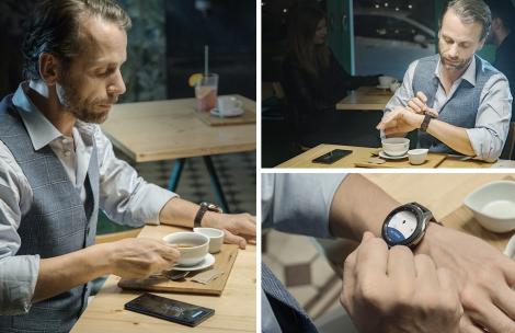 Hodinky Samsung SAMSUNG Galaxy Watch