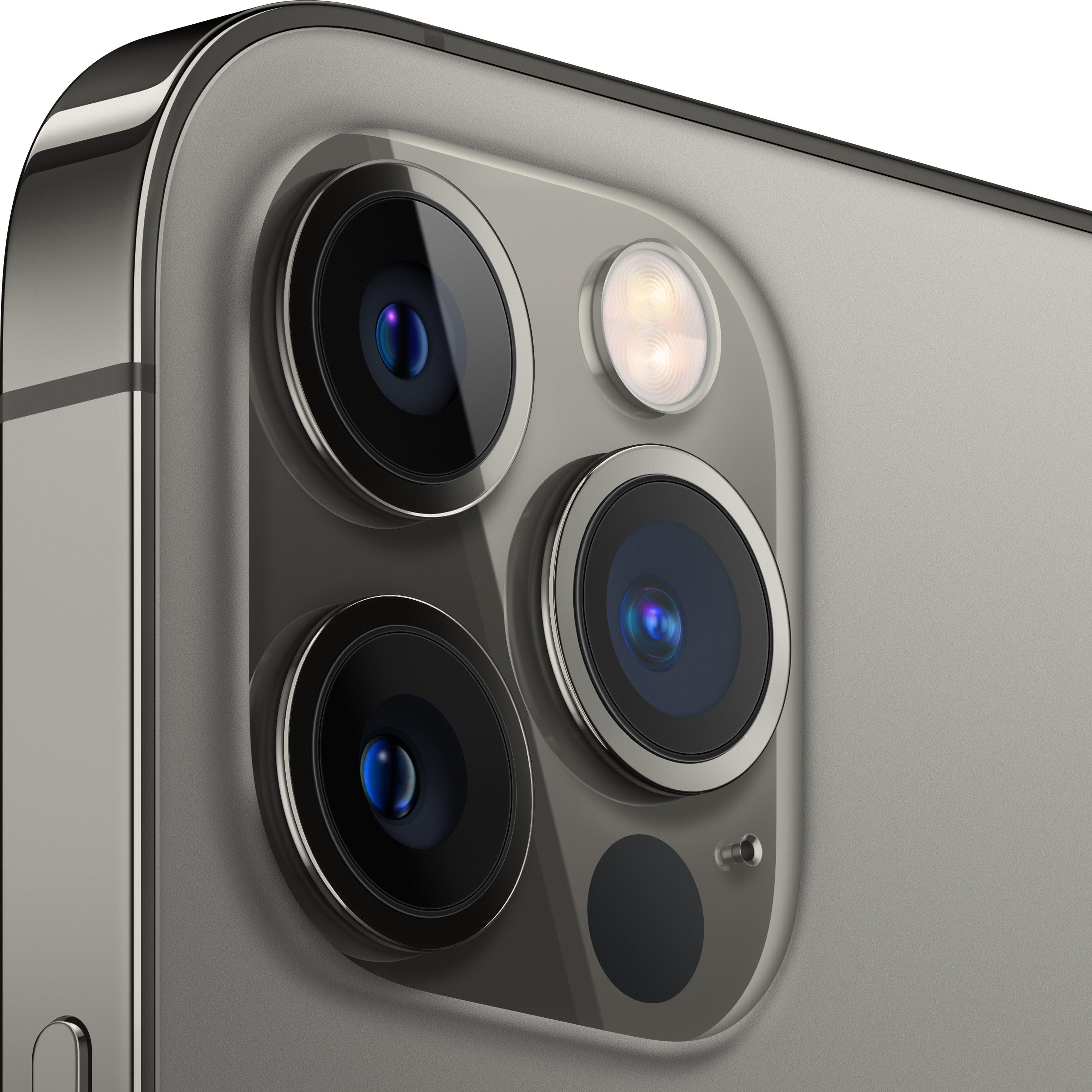 iPhone 12 Pro a jeho trojitá fotosoustava
