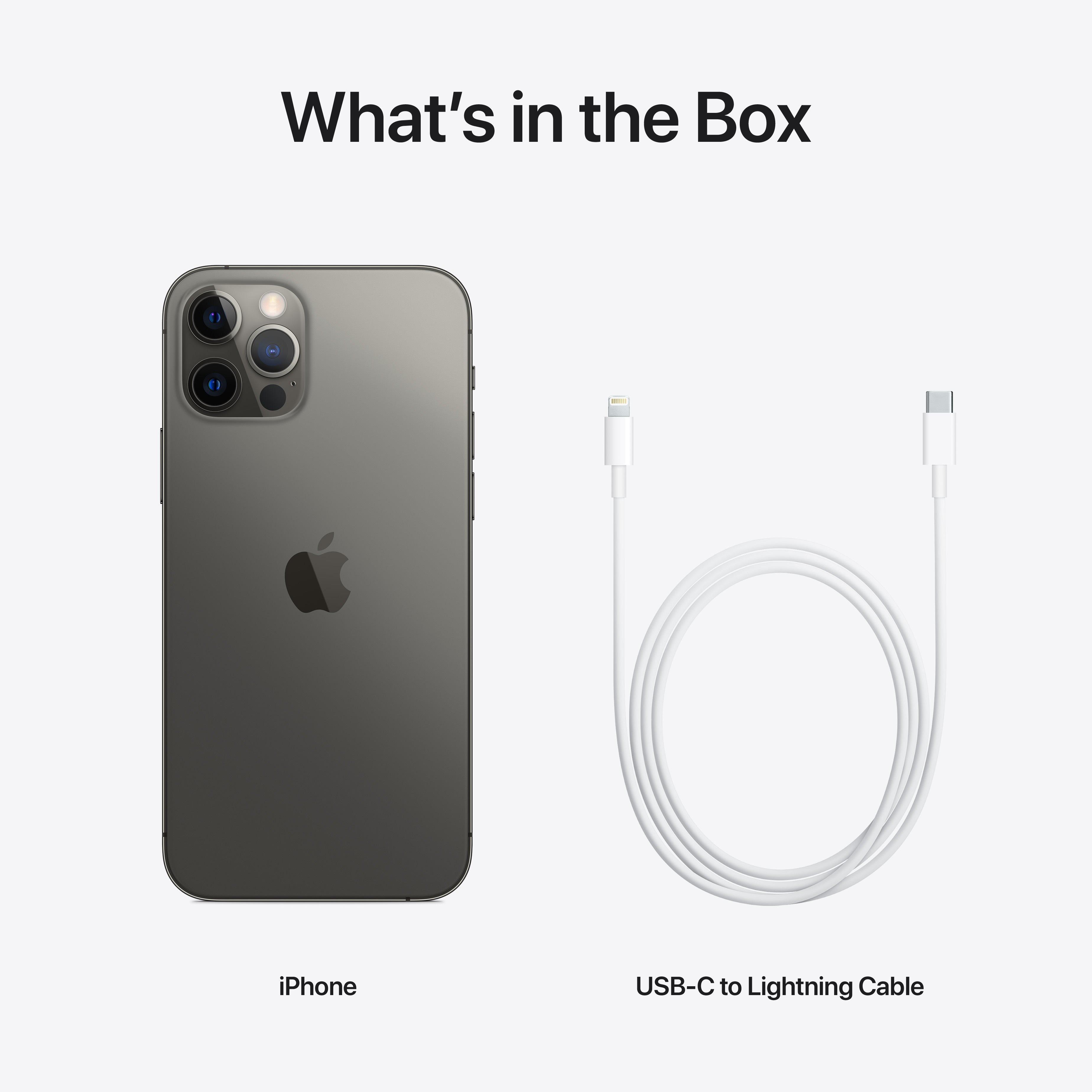 iPhone 12 Pro a obsah balení