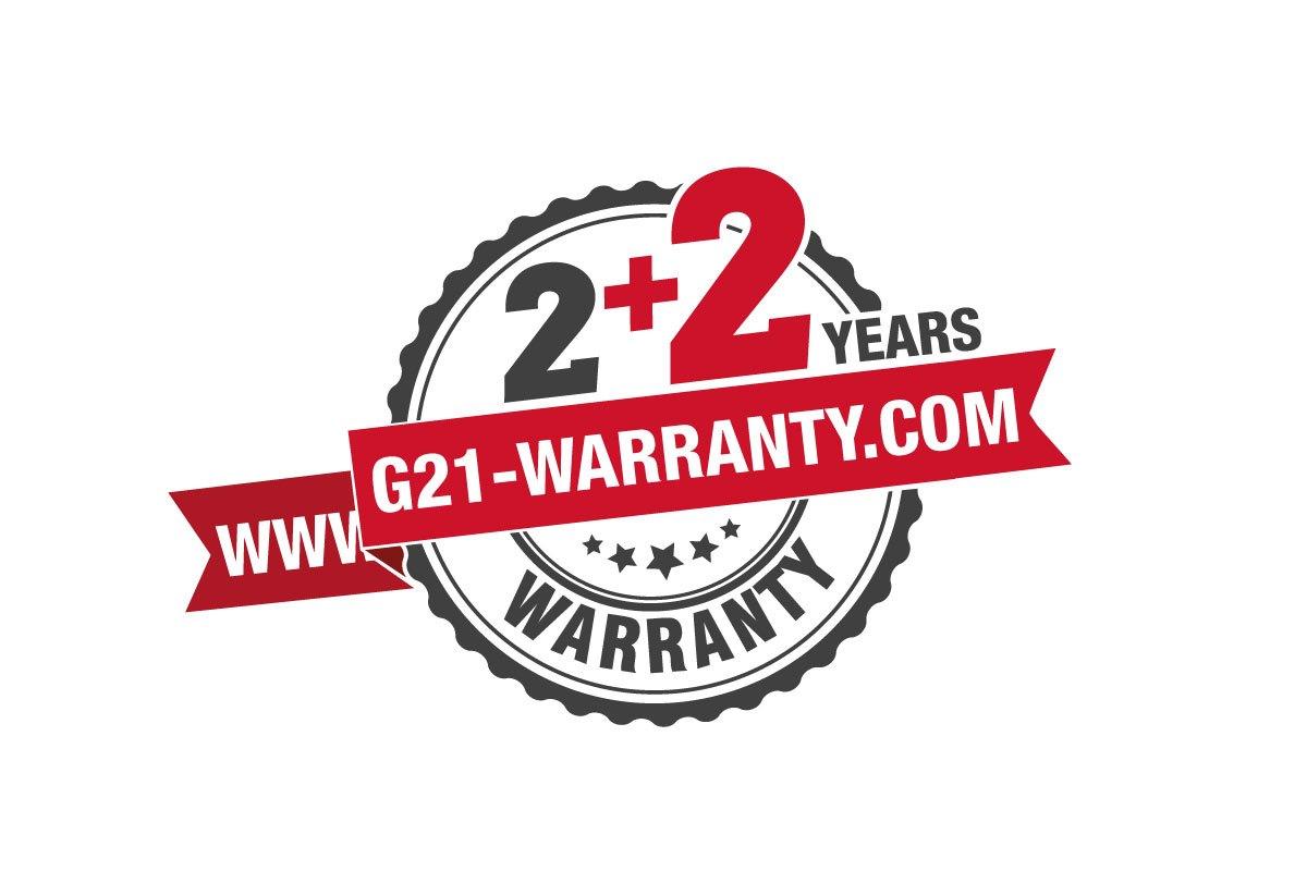Predĺžená záruka 2 + 2 roky sa oplatí!